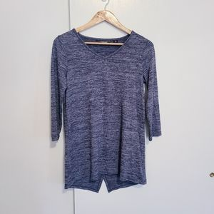 Land's End Pullover Long Sleeve Shirt XS